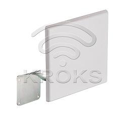 Направленная 14дБ 3G 4G антенна KP14-2600 для 4G модема 2